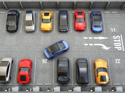 貸し駐車場